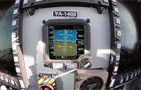 Flying Inside A-29 Super Tucano