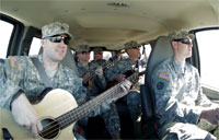 Road Trip, Army Style!