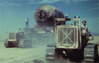 The Only Color Photo of 1st Atomic Explosion