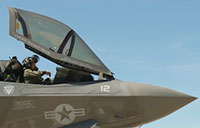 F-35B Arrives at Hill AFB