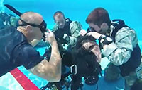 Army Special Forces Underwater School