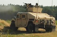 Humvee Fire And Maneuver