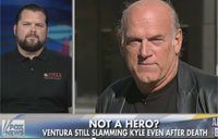 Jesse Ventura Rips Chris Kyle Again