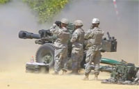 NJ National Guard Artillery