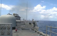 Navy Deck Guns