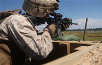 Marines Deployment For Training