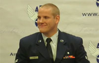 Airman Spencer Stone Press Conference - Full Length