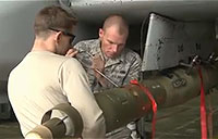 A-10 Thunderbolt Loading Munitions