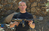 Behind the Barrel: Thompson Submachine Gun