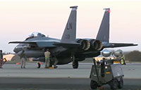 F-15 Eagle Flight Operations