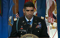 Hall of Heroes Induction - Capt. Groberg Speech