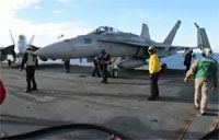 USS Harry S. Truman Flight Ops