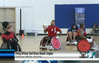 Wounded Warrior Wheelchair Rugby
