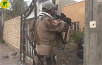 Door-To-Door with Iraqi Spec Ops