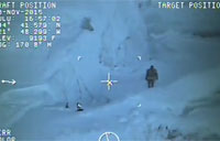 Coast Guard Assists Mt. Jefferson Rescue Effort