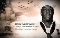 Remembering Pearl Harbor: Dorie Miller