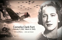 Remembering Pearl Harbor: Cornelia Clark Fort