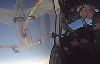 An Inside Look at Aerial Refueling
