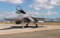 F-15s in Hawaii