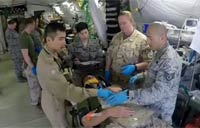 Joint Medical Exercise