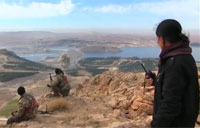 Syrian Democratic Forces Take Dam from ISIS