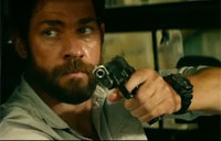 '13 Hours' Interview: John Krasinski