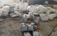 Inside ISIS Bomb Factory