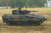 German Puma Infantry Fighting Vehicle