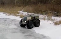 Monster Truck ATV Can Go Anywhere