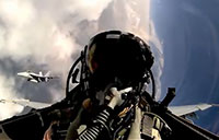 F/A-18 Super Hornet Cockpit Video