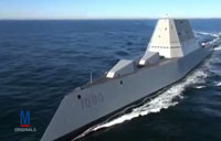 Zumwalt-Class Destroyers | Bullet Points