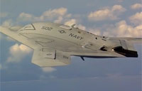 X-47B Unlocks Full Potential