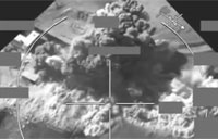 Daesh Fighting Position Destroyed