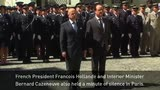 French PM Booed at Nice Attack Memorial Service