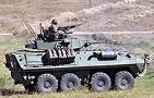 LAV-25 Live Fire in Georgia