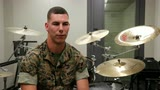 Drumming in the Marines