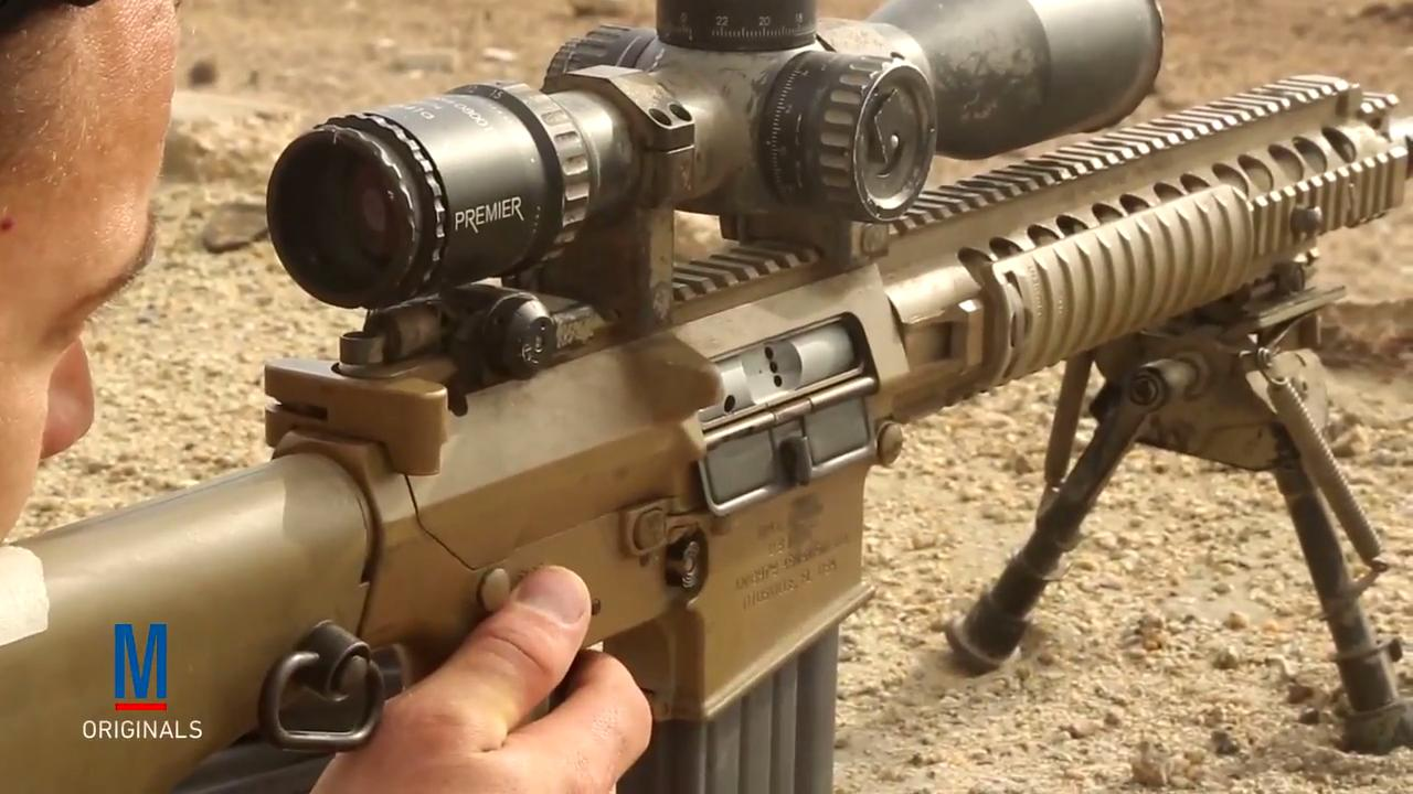 Coolest Military Weapons Top Ten Military Com