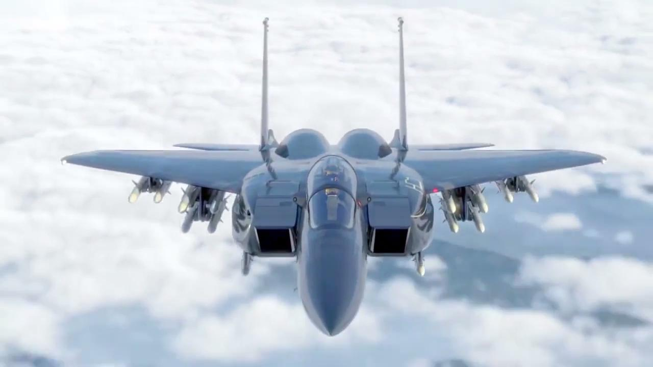 Boeing's Advanced F15 2040C | Military.com