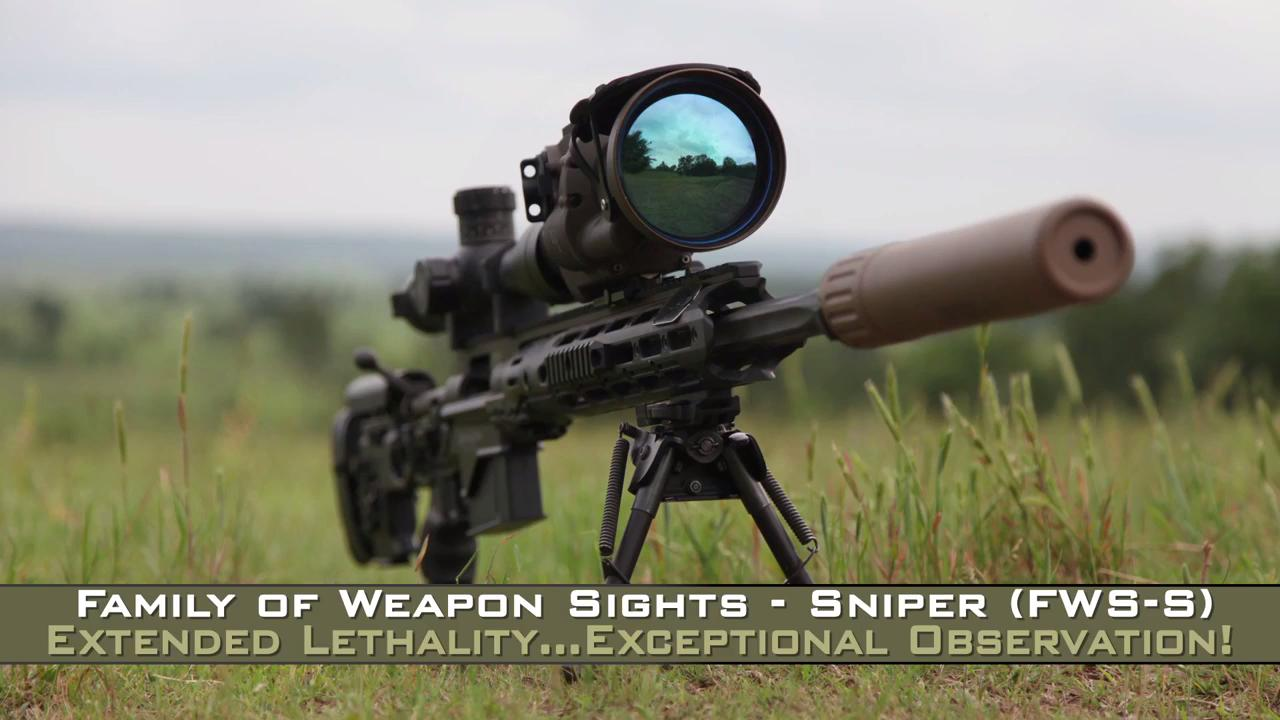 family of weapon sights sniper fws s military com
