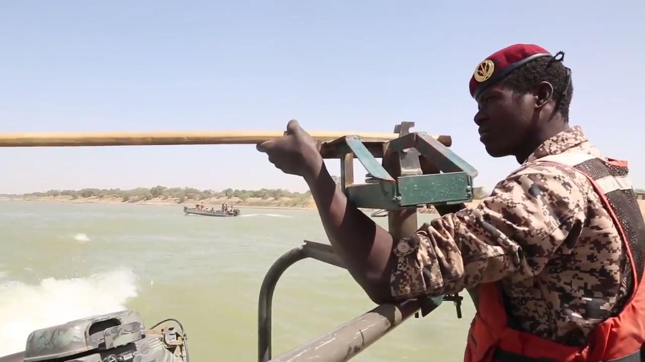 flintlock 2017  maritime training in chad