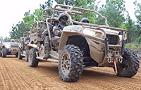 U.S. Paratroopers Get New Mobile Vehicles: DAGOR & MRZR-D