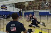 Wounded Warrior Training Camp