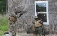 Marines Conduct Urban Demolition Operations