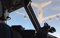 C-17 Globemaster III Training Flight: Cockpit View