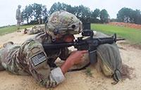 82nd Airborne Div: Pre-Deployment Ready Zero Weapons