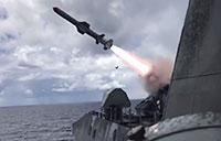LCS Harpoon Launch