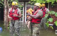 Harvey Recovery: A Joint Effort