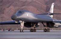 U.S. B-1 Lancer Shows Its Capability