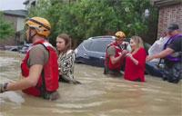 Hurricane Harvey Search and Recovery