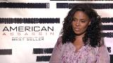 'American Assassin' - Sanaa Lathan Interview